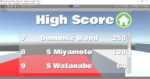 HighscoreDisplay