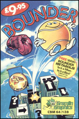 Bounder_c64_cover