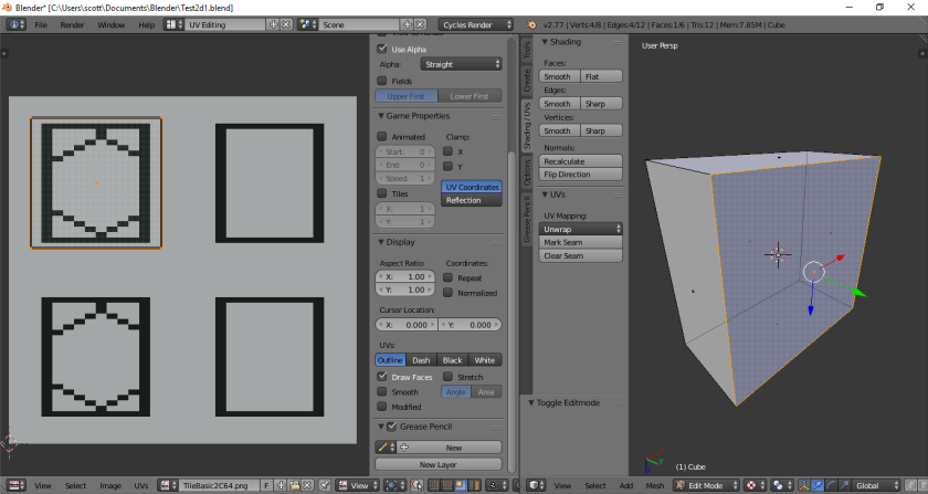 UV Mapping 2